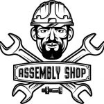 logo printed t-shirt assembly shop