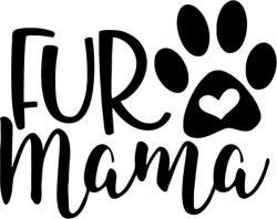 mama t-shirt print image