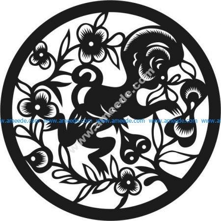 monkey - ninth zodiac