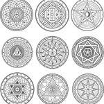 occult esoteric symbols