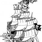 pirates and sailboats