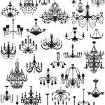 vintage style chandelier designs