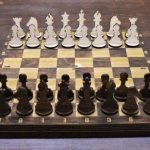 3d chess board file cdr and dxf free vector download for laser engraving machines