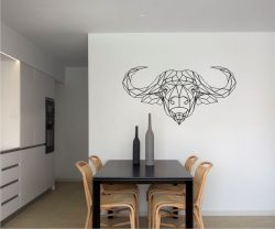 Buffalo file cdr and dxf free vector download for Laser cut plasma