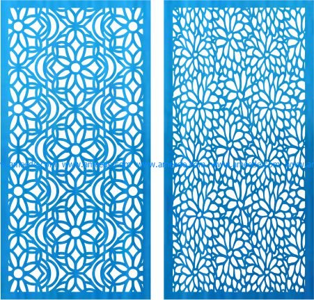 Chrysanthemum flower bulkhead file cdr and dxf free vector download for Laser cut CNC