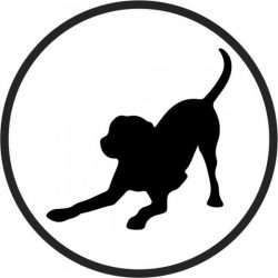 Coasters Dogs file cdr and dxf free vector download for engraving machines