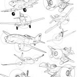 Disney Planes file cdr and dxf free vector download for printers or laser engraving machines