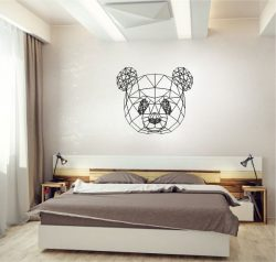Panda file cdr and dxf free vector download for Laser cut plasma