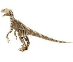 Paper dinosaur file cdr and dxf free vector download for Laser cut
