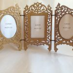 Photo frame of your family members file cdr and dxf free vector download for laser