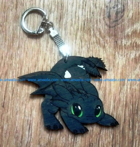 Pokemon key chain file cdr and dxf free vector download for Laser cut