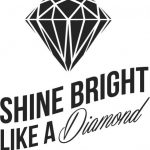 Shine bright file cdr and dxf free vector download for printers or laser engraving machines