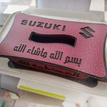 Tissue Box  Suzuki file cdr and dxf free vector download for Laser cut CNC