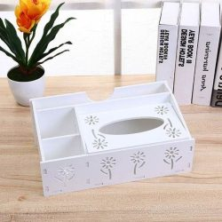 Tissue box at the dressing table file cdr and dxf free vector download for Laser cut CNC