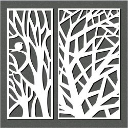 Tough and soft design style file cdr and dxf free vector download for Laser cut CNC