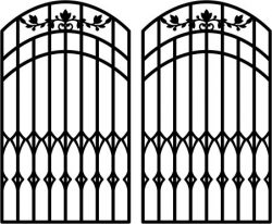 Window bars file cdr and dxf free vector download for Laser cut plasma