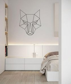 Wolf file cdr and dxf free vector download for Laser cut plasma