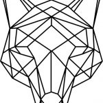 Wolf head art file cdr and dxf free vector download for Laser cut plasma