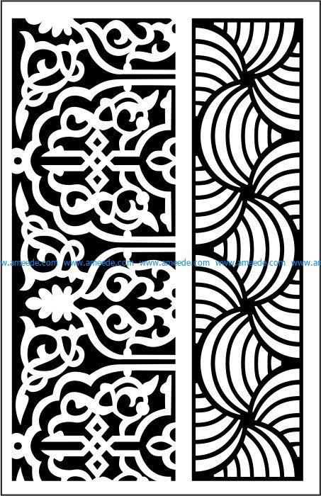 Wood carving pattern mdfWood carving pattern mdf