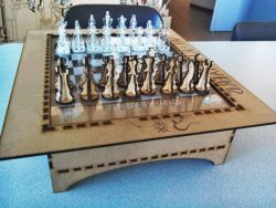 Wood chess board file cdr and dxf free vector download for Laser cut