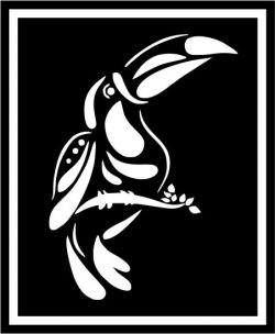 Woodpecker baffle frame file cdr and dxf free vector download for Laser cut plasma