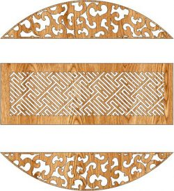 antique screen room file cdr and dxf free vector download for Laser cut CNC