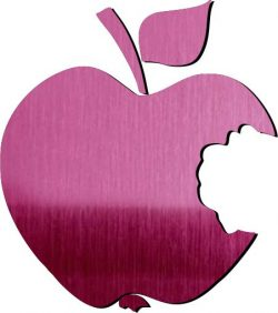 bad apple shape file cdr and dxf free vector download for Laser cut plasma