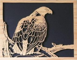 buecs eagle picture free vector download for Laser cut CNC