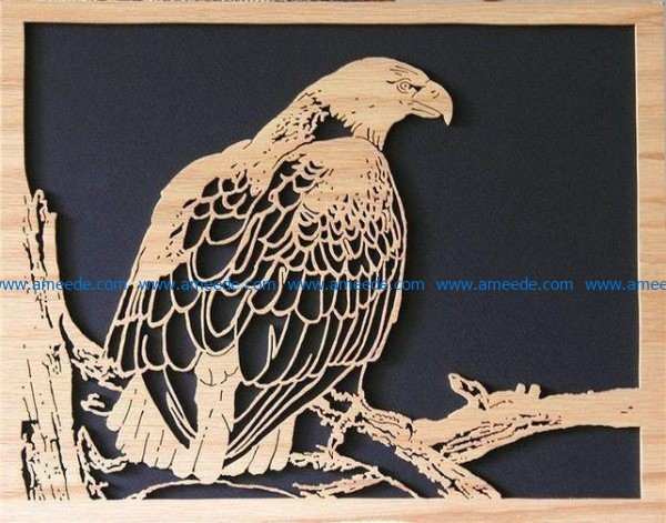 buecs eagle picture free vector download for Laser cut CNC