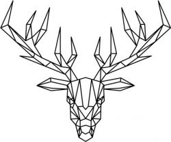 deer bridge file cdr and dxf free vector download for Laser cut plasma