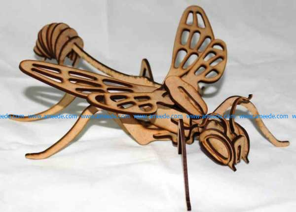 dragonfly corn file cdr and dxf free vector download for Laser cut CNC