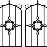 iron bars spiral-shaped file cdr and dxf free vector download for Laser cut plasma