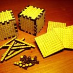matrix shaped rubik box file cdr and dxf free vector download for Laser cut CNC