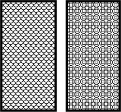 oriental art dividers file cdr and dxf free vector download for Laser cut plasma