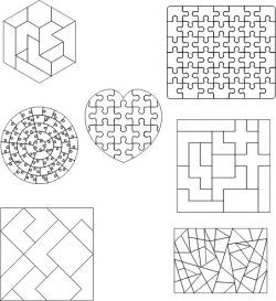 pieces assembled into an art form file cdr and dxf free vector download for Laser cut plasma