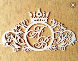 royal pattern free vector download for Laser cut CNC