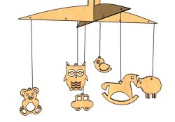 toys for children file cdr and dxf free vector download for Laser cut CNC