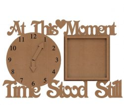wooden clock plans  file cdr and dxf free vector download for Laser cut