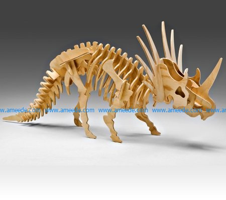wooden hammerhead dinosaur file cdr and dxf free vector download for Laser cut CNC