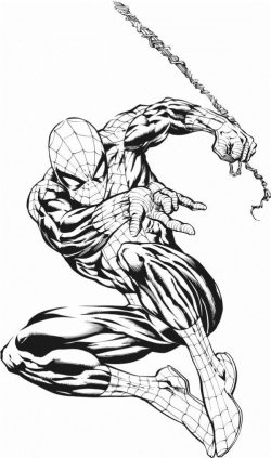Spiderman file cdr and dxf free vector download for laser engraving machines