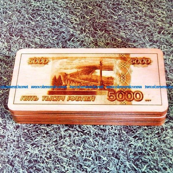 wooden money file cdr and dxf free vector download for Laser cut