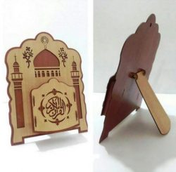 Arab photo frames file cdr and dxf free vector download for Laser cut CNC