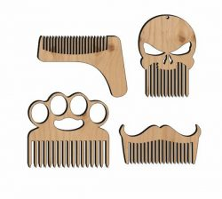Comb weapons file cdr and dxf free vector download for Laser cut