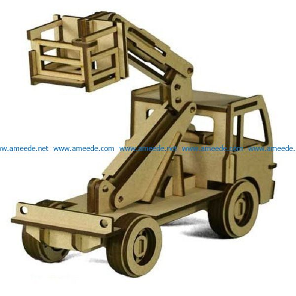 Crane file cdr and dxf free vector download for Laser cut