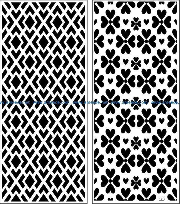 Filter MediaFilter by typeFilter by dateSearch Media list ATTACHMENT DETAILS Design-pattern-panel-screen-E0007171-file-cdr-and-dxf-free-vector-download-for-Laser-cut-CNC.jpg December 9, 2019 151 KB 602 by 682 pixels Edit Image Delete Permanently Alt Text Describe the purpose of the image(opens in a new tab). Leave empty if the image is purely decorative.Title Design pattern panel screen E0007171 file cdr and dxf free vector download for Laser cut CNC Caption Description Copy Link https://www.ameede.com/wp-content/uploads/2019/12/Design-pattern-panel-screen-E0007171-file-cdr-and-dxf-free-vector-download-for-Laser-cut-CNC.jpg Selected media actionsSet featured image