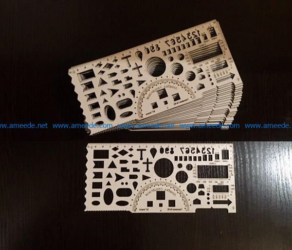 Gages file cdr and dxf free vector download for Laser cut