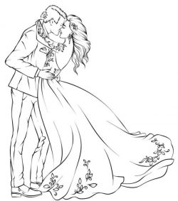 Happy couple file cdr and dxf free vector download for print or laser engraving machines
