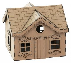 House box file cdr and dxf free vector download for Laser cut