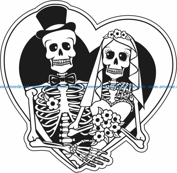 Love is forever file cdr and dxf free vector download for print or laser engraving machines