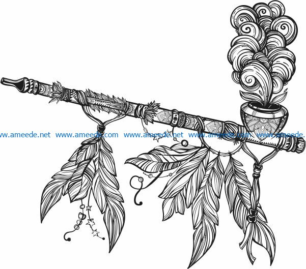 Magic flute file cdr and dxf free vector download for Laser cut
